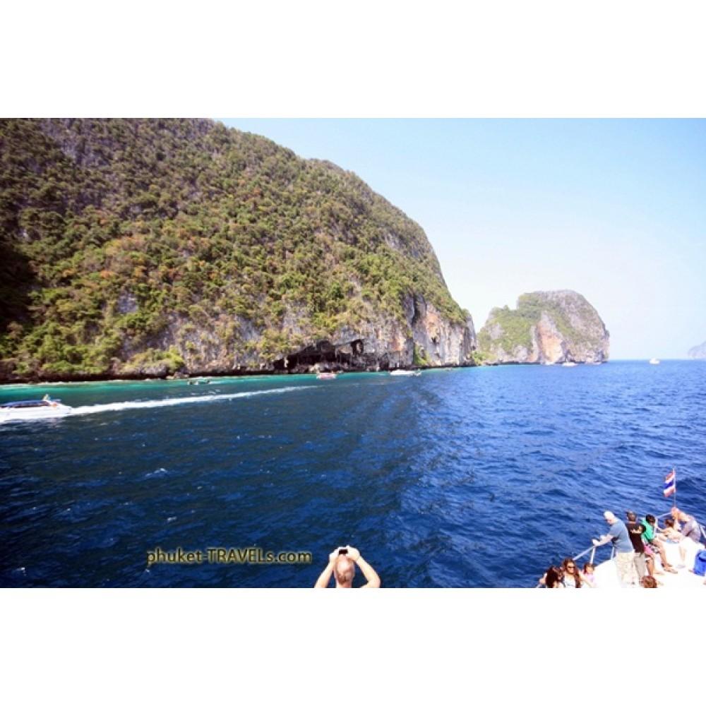ทัวร์เกาะพีพี เรือใหญ่ ราคาถูก