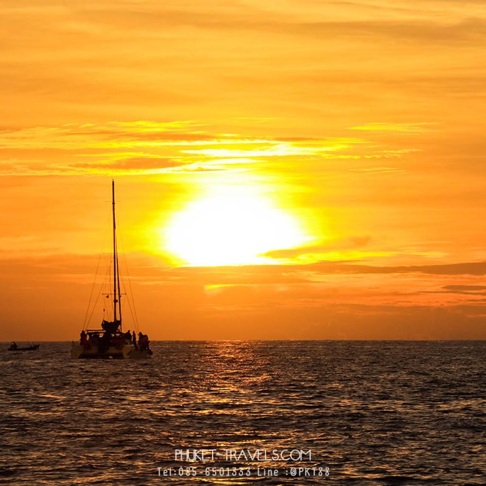 ทัวร์เกาะเฮ+ซมซันเซท เรือยอร์ชคาตามารัน