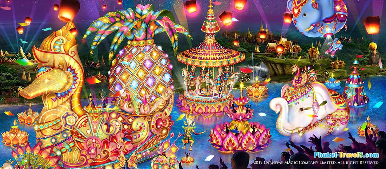 River Carnival Parade